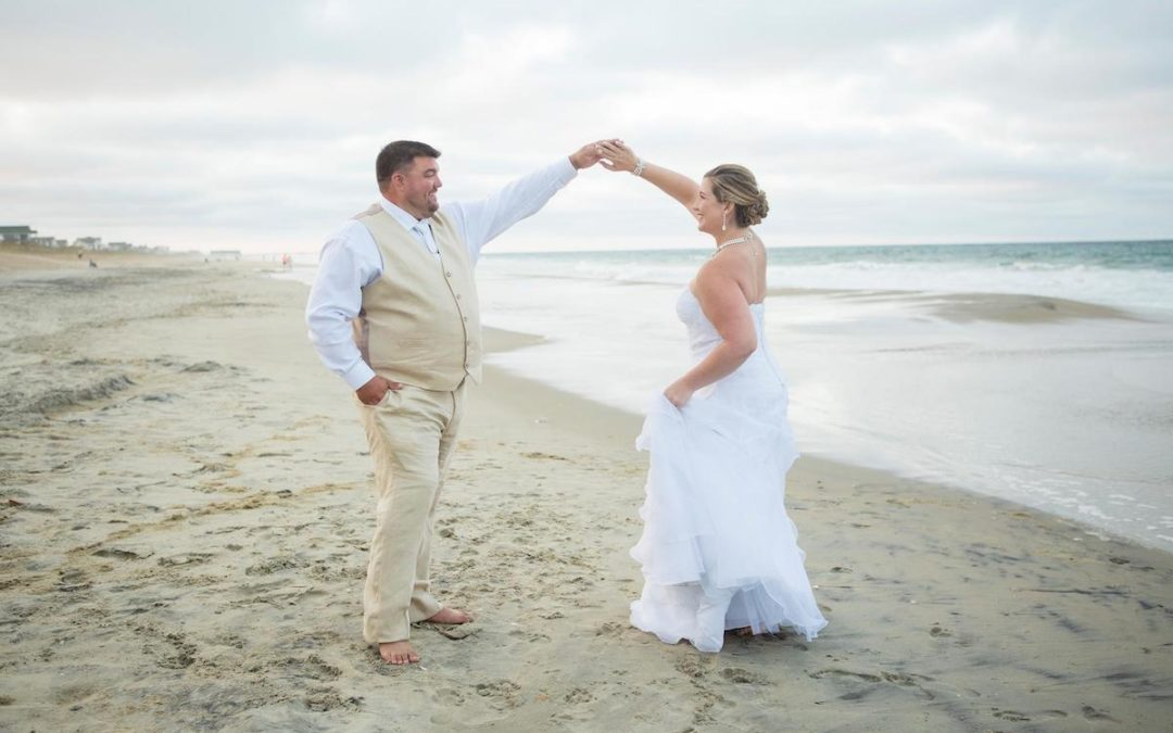 Outer Banks Wedding Ceremony Sea Ranch Resort