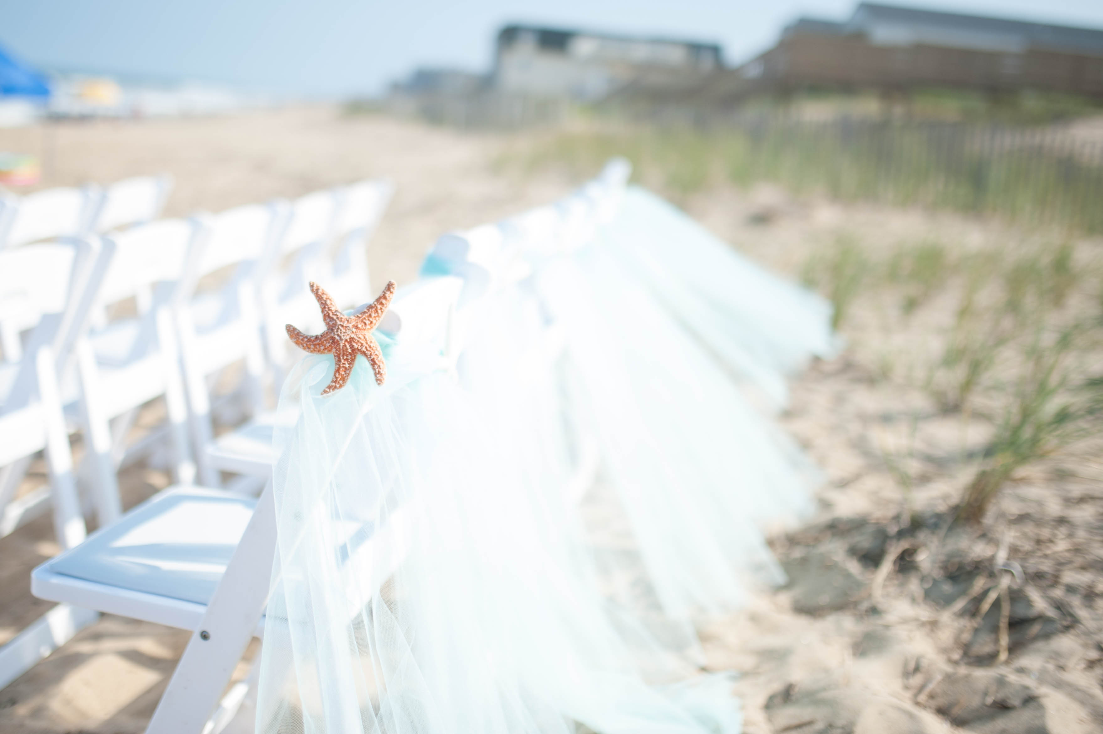 Outer Banks Beach Wedding Ceremony